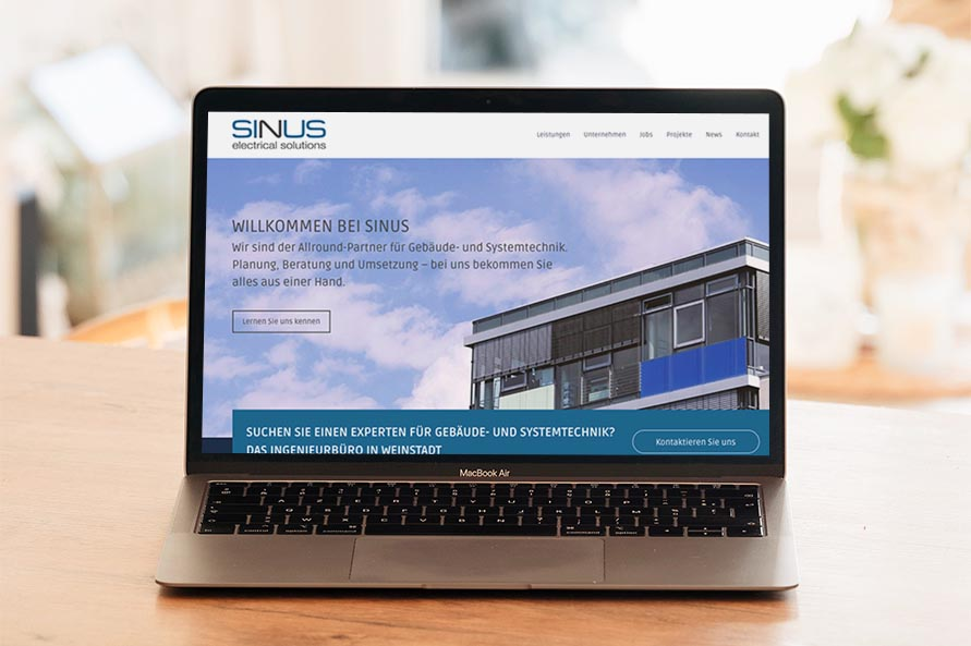 SINUS electrical solutions